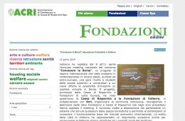 """Acri.it: """"'Conoscere la Borsa' educazione finanziaria a Volterra"""""""