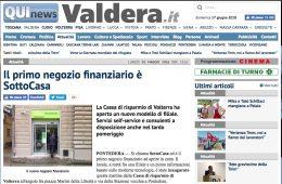 """QuiNews: """"Il primo negozio finanziario è SottoCasa"""""""