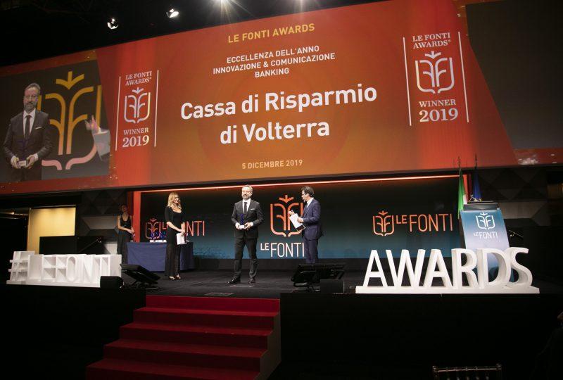 Le Fonti Innovation Award 2019: CRV premiata